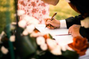 W Polsce przy zawarciu małżeństwa co do zasady obowiązuje wspólność majatkowa.