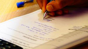 Intercyzę można podpisać zarówno przed ślubem jak i po zawarciu małżeństwa..