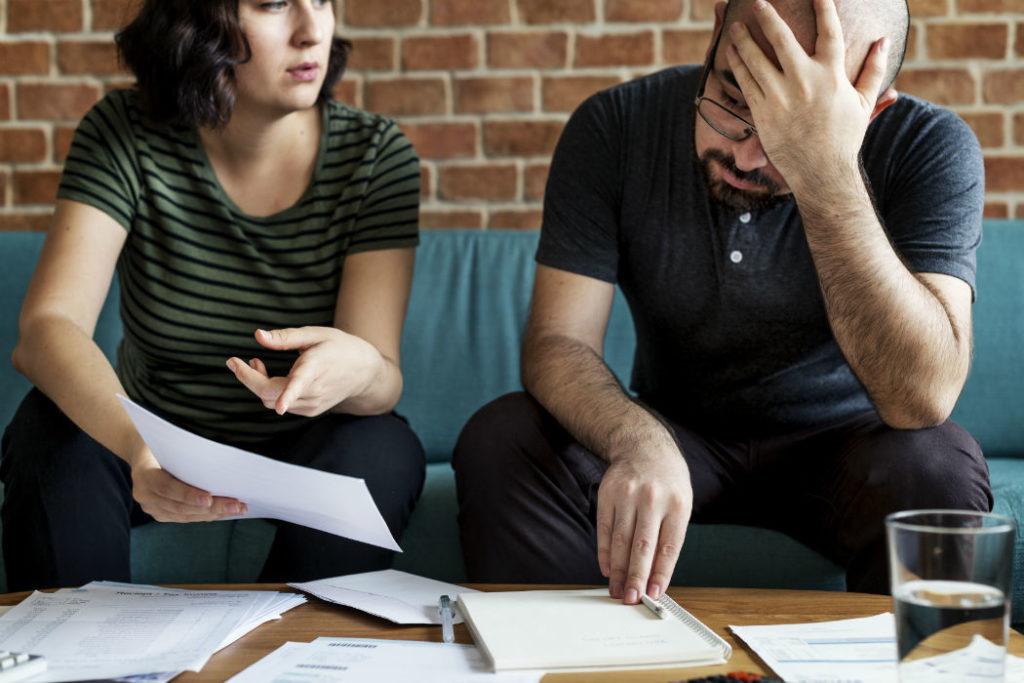Wspólność majątkowa małżeńska ustaje w przypadku upadłości małżonka