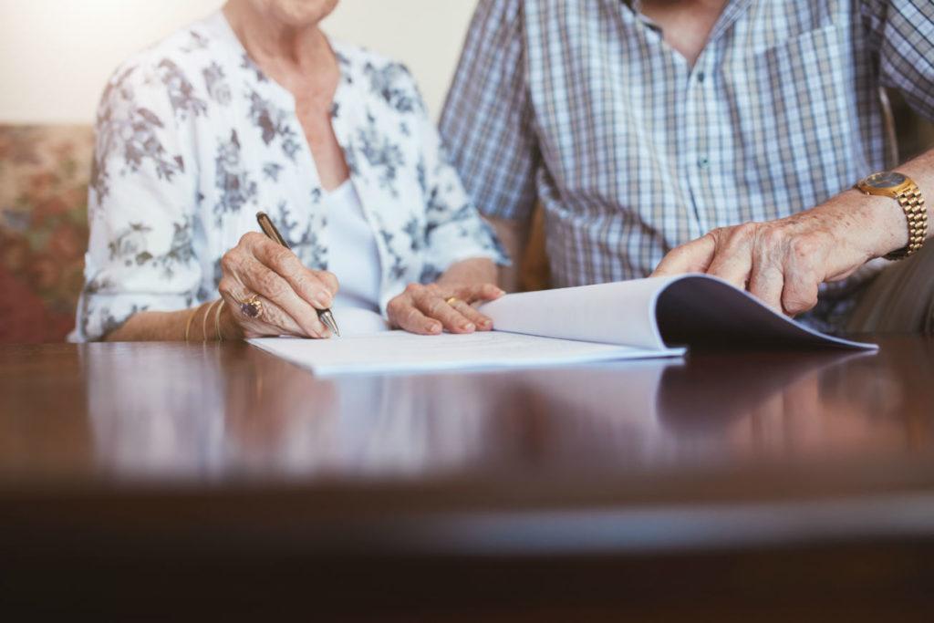 Dziedziczenie testamentowe do majątku wspólnego